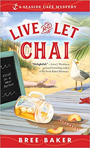 Image result for live and let chai bree baker