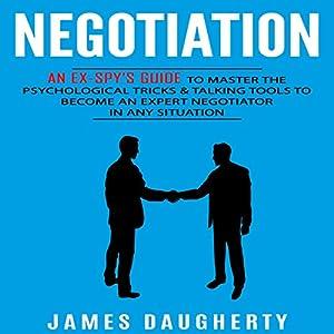 Negotiation Audiobook