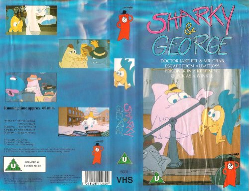 Sharky & George [VHS]