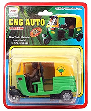 Centy Cng Auto  Green  Remote Controlled Devices