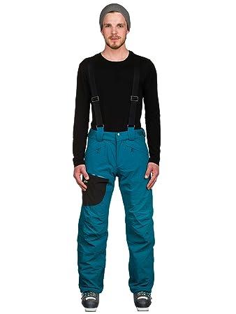 Salomon Chill Out Bib M Ski Hose für Herren, Farbe Blau