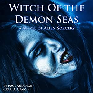Witch of the Demon Seas Audiobook