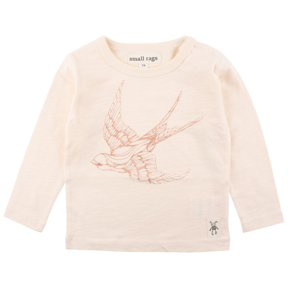 Small Rags Baby-Mädchen Bluse Ella Ls Top