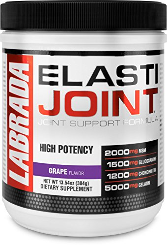 Labrada Nutrition Elastijoint, Grape, 384-Gram