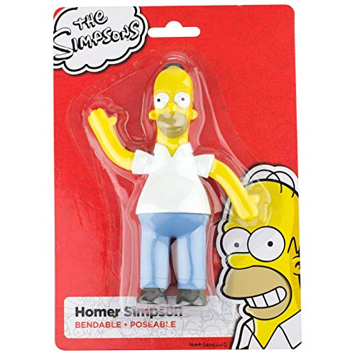 Homer Simpson Bendable