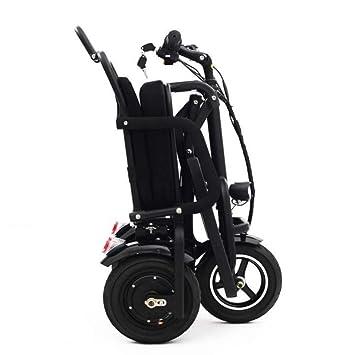Amazon.com: SZeao Scooter Eléctrico Triciclo Electrico ...