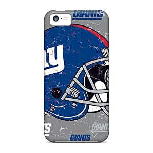 Tpu Magic Phone Case Shockproof Scratcheproof New York Giants Hard Case Cover For Iphone 5c
