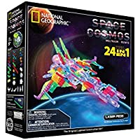 Laser Pegs National GeographicSpace Building Kit