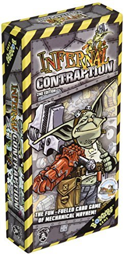 Infernal Contraption 2nd Edition (Board Game) by Privateer Press