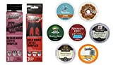 K-Cups Coffee Sample Box (get a $7.99 credit for future purchase of select K-cup products)