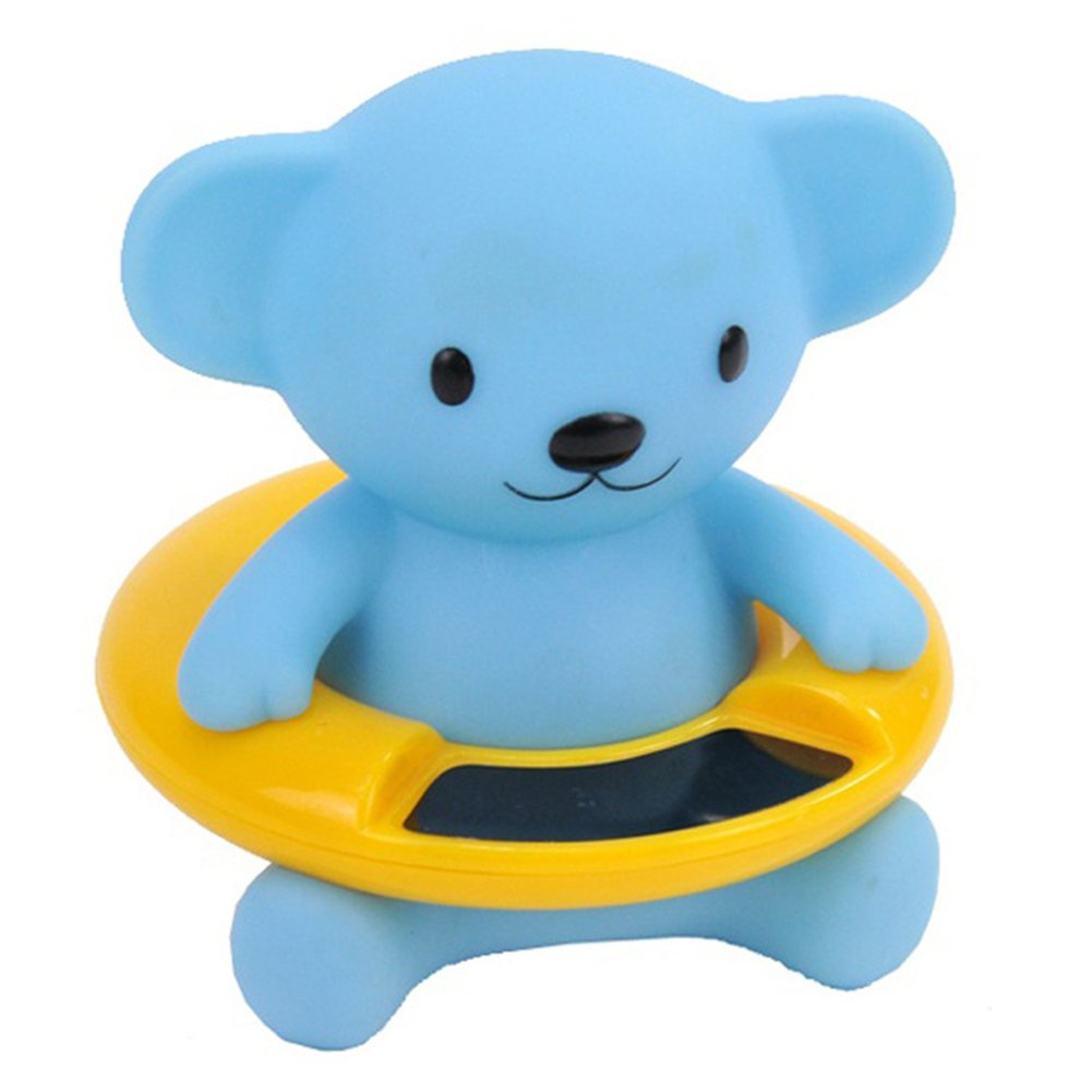 Alician Cartoon Baby Bath Water Thermometer Cute Animal Shaped ...