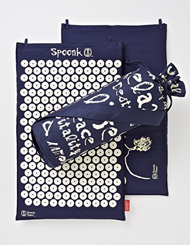 Cotton Spoonk Mat /Eco Foam US Made/ top quality/ O list 2013 -- NAVY (Best Way To Get Laid In London)