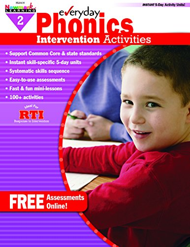 - Everyday Intervention Activities for Phonics Grade 2 (Eia)