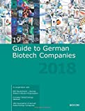 19th Guide to German Biotech Companies 2018