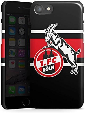 FC K/öln Offizielles Lizenzprodukt EffZeh DeinDesign Premium Case kompatibel mit Apple iPhone 8 Smartphone Handyh/ülle H/ülle gl/änzend 1