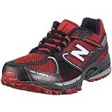 Cheap New Balance Men's MT876 Trail Runner,Red/Black,13 D