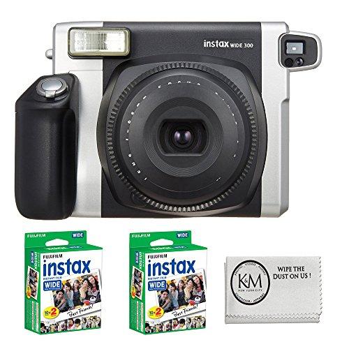 Fuji Instax 300 + 2x instax Wide Film