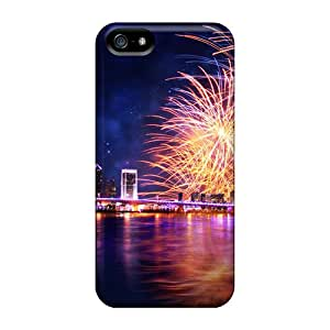 [cLi7728cmot] - New New Years Eve Protective Iphone 5/5s Classic Hardshell Case