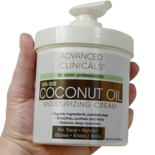 how to make hair cream with coconut oil