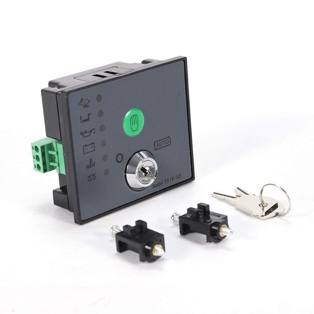 TFCFL Generator Controller Board Panel Engine Control Module 701K-AS-HC US Located