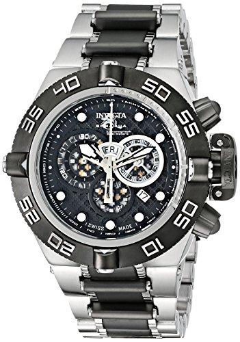 - Invicta Men's 6551 Subaqua Noma IV Chronograph Stainless Steel Watch