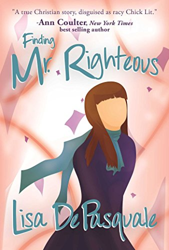 Book cover from Finding Mr. Righteous by Lisa De Pasquale