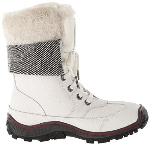Pajar Alice Boot Mujer Piel Bota de Nieve