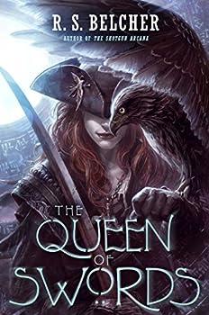 The Queen of Swords by R.S. Belcher fantasy book reviews