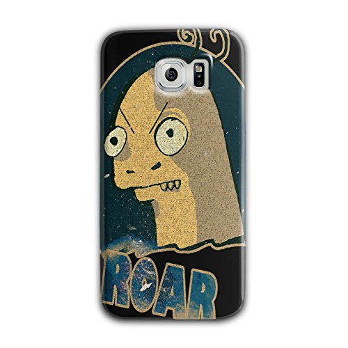 Rawr Face - Rawr Cute Beast Funny Rawr Cute Beast Funny Case for Samsung Galaxy, Face Non-Slip Cover - Slim Fit, Comfortable Grip, Protective Case by Wellcoda