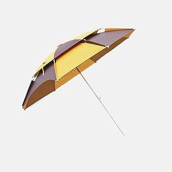 Hangess Paraguas Sombrillas Paraguas Cap Gorra De Pesca Pesca Paraguas Plegable Impermeable Material De Pesca