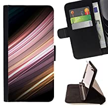 For HTC One M8,S-type Motion sensor - Drawing PU Leather Wallet Style Pouch Protective Skin Case