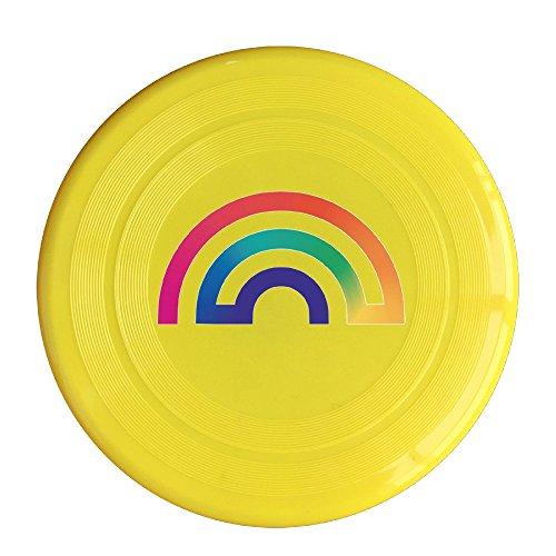 Cap Seuss Dr Graduation (Rainbow LGBT Bridge Game Plastic Sport Flying Disk)