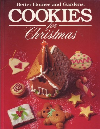 Better Homes and Gardens Cookies for Christmas (Christmas Recipes Cookie Cutout)