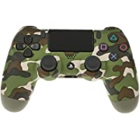 DualShock 4 Wireless Gaming Controller For PlayStation 4 green camouflage army camo
