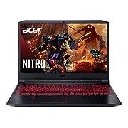 Acer Nitro 5 Gaming Laptop, 10th Gen Intel Core i5-10300H,NVIDIA GeForce GTX 1650 Ti, 15.6″ Full HD IPS 144Hz Display, 8GB DDR4,256GB NVMe SSD,WiFi 6, DTS X Ultra,Backlit Keyboard,AN515-55-59KS