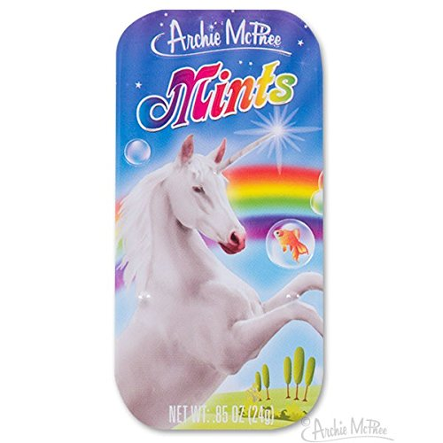 Archie McPhee Unicorn Mints