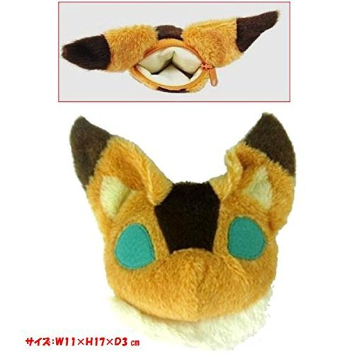 Coin purse fox squirrel softly Ghibli (japan import)