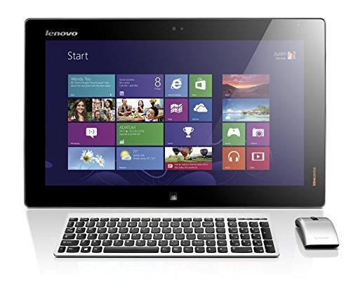 Lenovo Flex 20 19.5-inch All-in-One Touchscreen Desktop PC – Silver (Intel Core i5-44200U 1.6 GHz, 8 GB RAM, 500 GB HDD…
