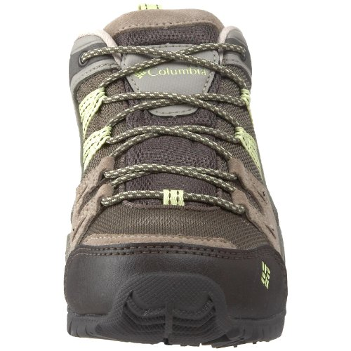 Beige Columbia Escursionismo Women Scarpe Tech Limonata Omni Shastalavista Mud da Donna Beige Uxqa74OwU
