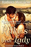 The Rakes Irish Lady (Scandalous Kisses Book 2)