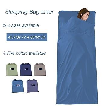 Amazon.com: SOMOYA - Saco de dormir ligero para viajes ...