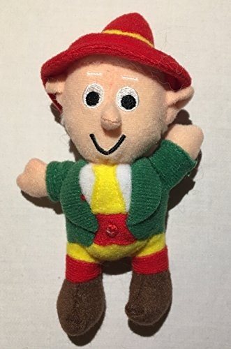 Ernie the Keebler Elf 6 inch Mini Plush - 1999 Promotional Item Only Available Through Reps (Ernie The Elf)