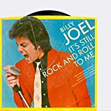 #7: It's Still Rock And Roll To Me | Through The Long Night - Billy Joel (Columbia Records 1980) Very Good (3 out of 10) - Vintage 45 RPM Vinyl Record
