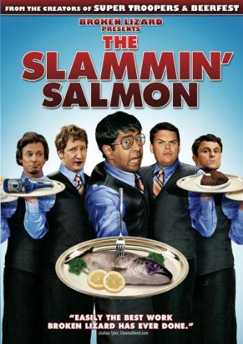 DVD : The Slammin' Salmon (DVD)