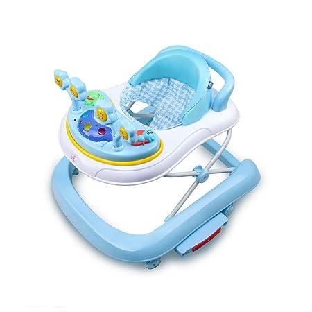 F-JX Andador Plegable para bebés, con Asiento Acolchado ...