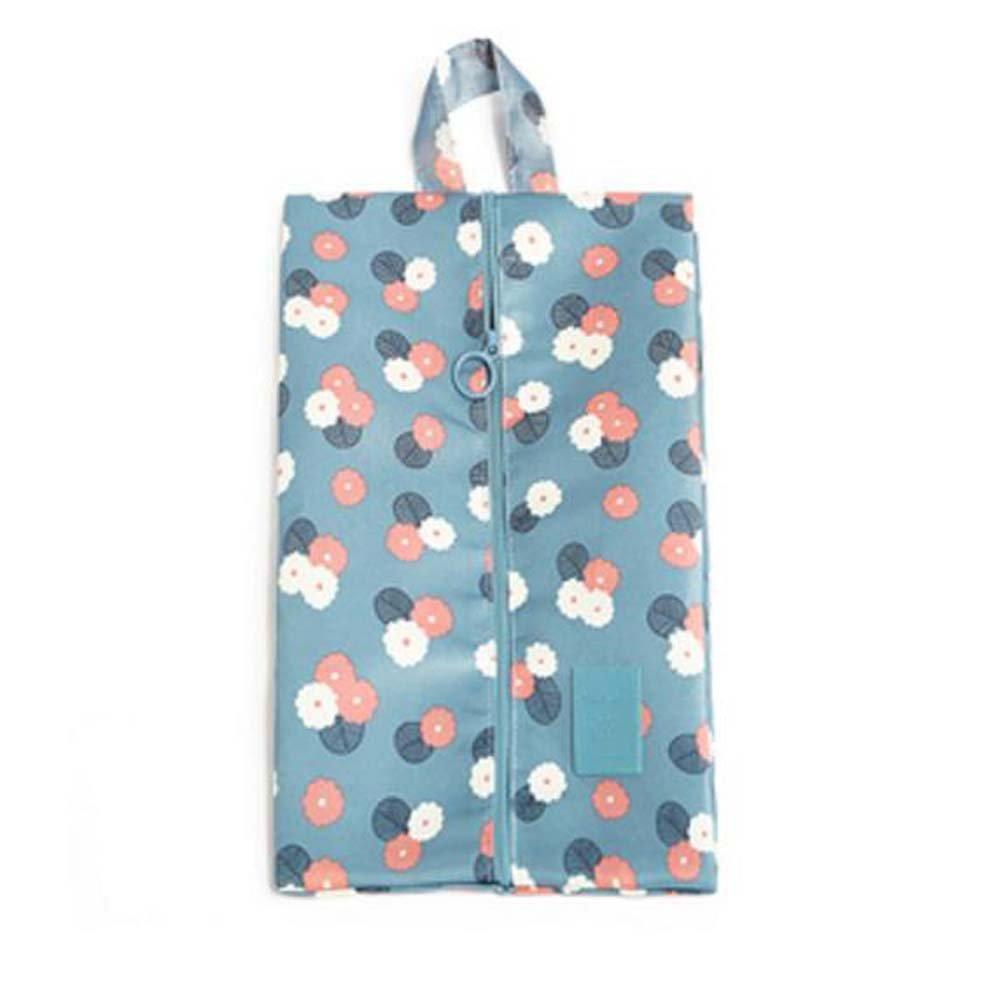 DRAGON SONIC Portable Travel Shoe Bags Dust-proof Shoe Storage Bags 2Pcs 13.47.8inches #2
