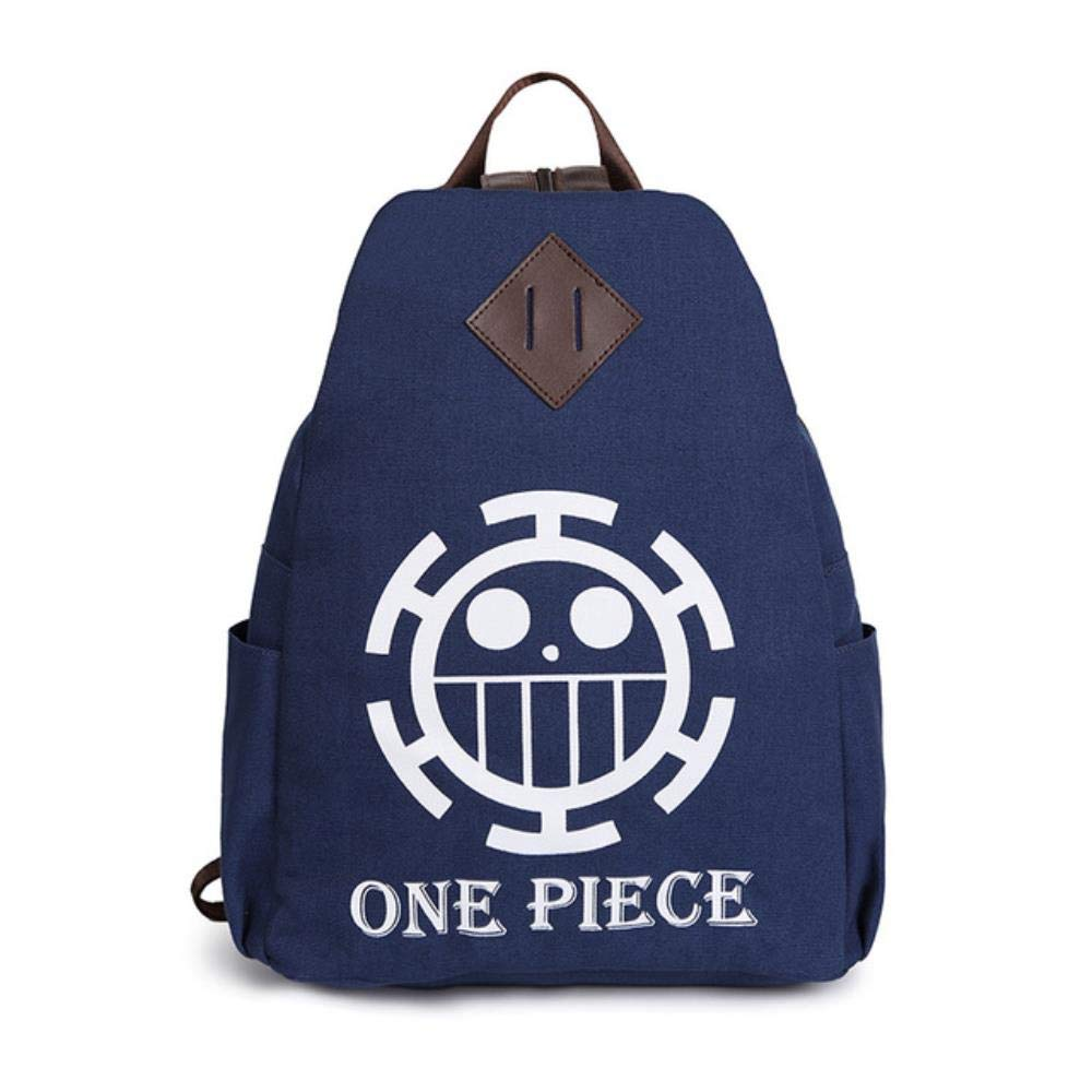 One Piece  udgmk Anime voituretoon Tokyo Ghoul Cosplay Sac à Dos voituretable One Piece   School sac Sac à Dos pour Femme Naruto voyage sac, Gintama