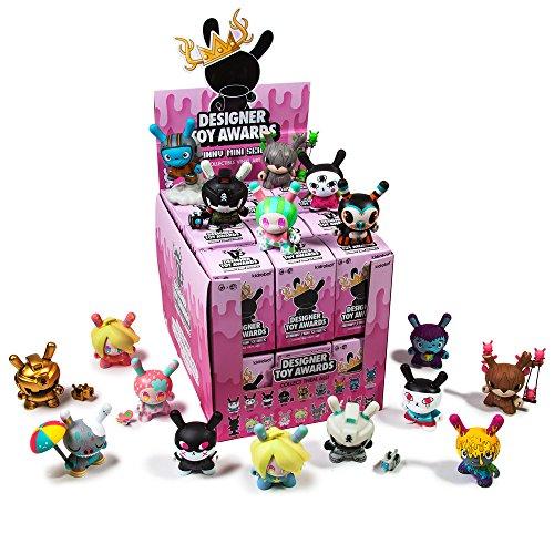 One Blind Box Designer Toy Awards Dunny Vinyl Mini Figure by Kidrobot