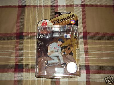McFarlane Toys MLB Sports Picks Exclusive Series 23 Action Figure Dustin Pedroia (Boston Red Sox)