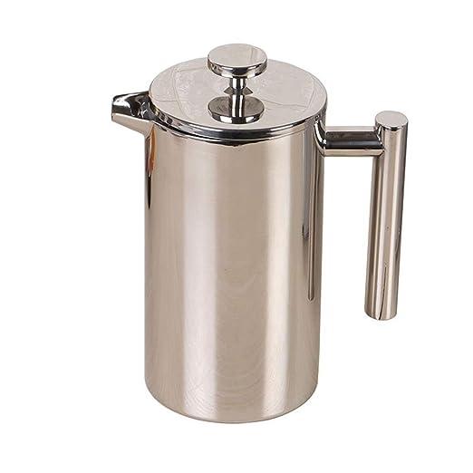 Filtro de café Filtro de café de Acero Inoxidable Cafetera de ...